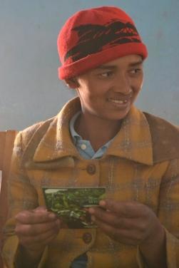 Zum ersten Mal sehen die Menschen dort, wie ihr Ravintsara Wunderöl verkauft wurde